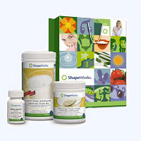 Программа ShapeWorks - новое слово в области правильного питания и   снижения веса