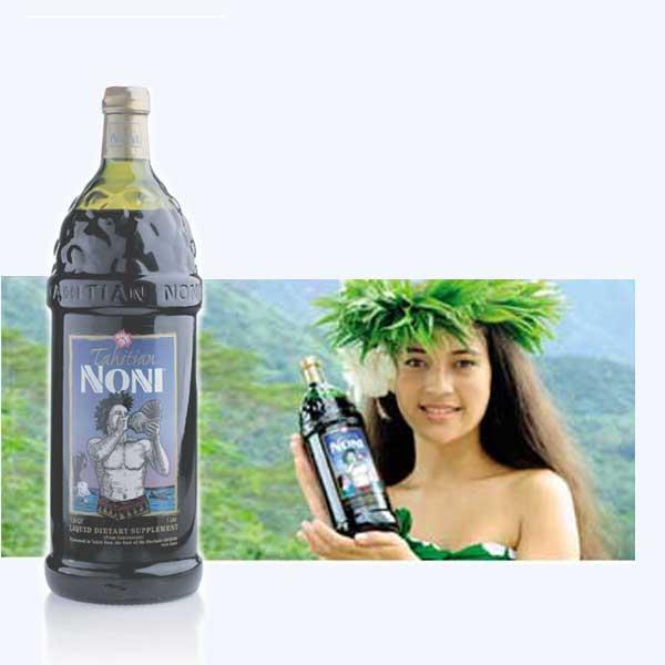 Нони - самый популярный оздоровителный сок